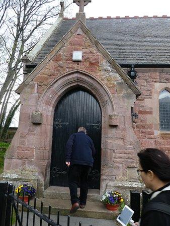 Cromarty, UK: Entrance