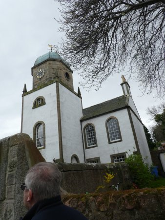 Cromarty, UK: The courthouse museum from the outside