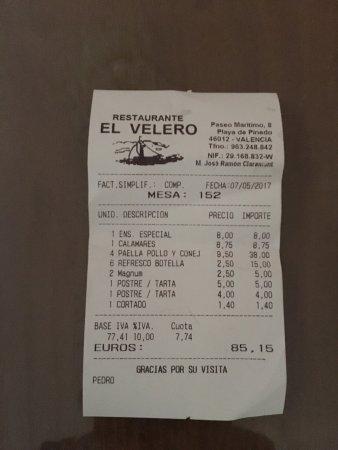 Restaurante el velero en valencia con cocina japonesa - Restaurante en pinedo ...