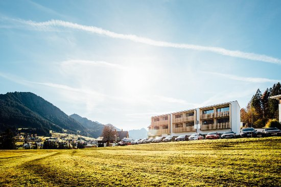 Riezlern, Áustria: Das Genuss- und Aktivhotel Sonnenburg macht seinem Namen alle Ehre