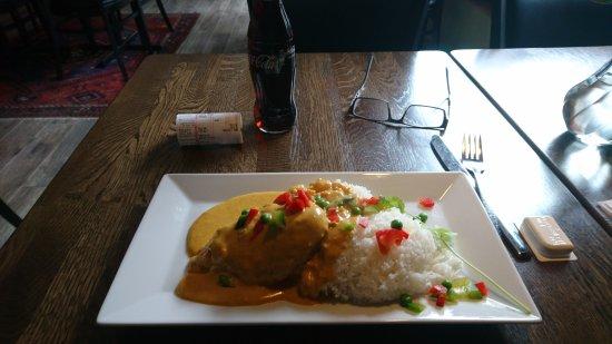 Molnlycke, Suécia: Alltid lika trevligt bemötande Och trevligt inomhus, bra mat.