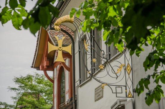 Goldenes Kreuz: Gasthof zum goldenen Kreuz