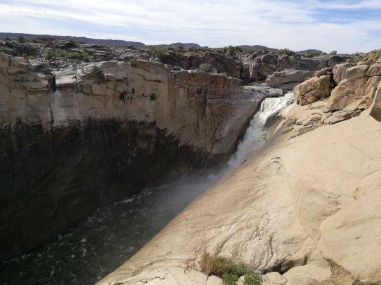 Augrabies Falls National Park, Sør-Afrika: Falls
