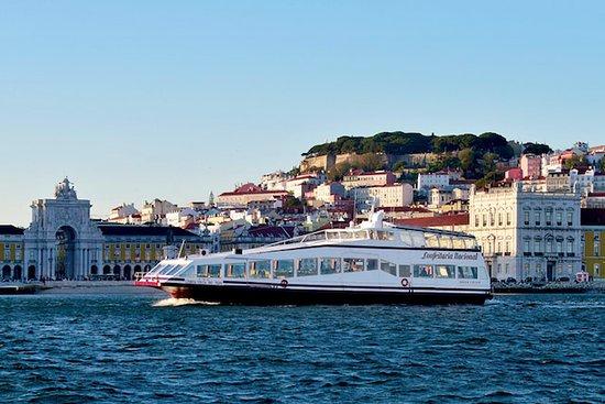 Linda-a-Velha, Portugal: Barco Confeitaria Nacional