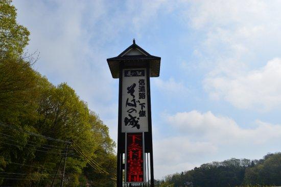 Michi-no-Eki Shinanoji Shimojo Soba no Shiro