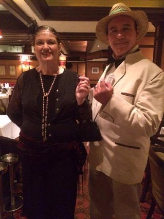 Jimmy's Kitchen Central: Jimmy's in Hong Kong- the perfect venue for a 1920s Murder Mystery!!!