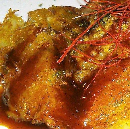 Teppanyaki Ten: 珍味!Originalタコ焼き