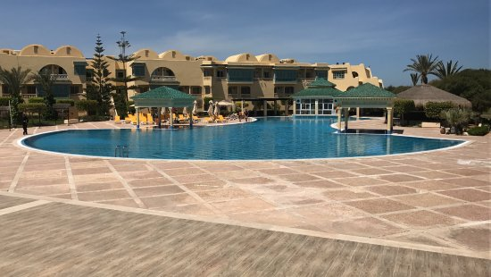 Carthage Thalasso: Very Clean Pool