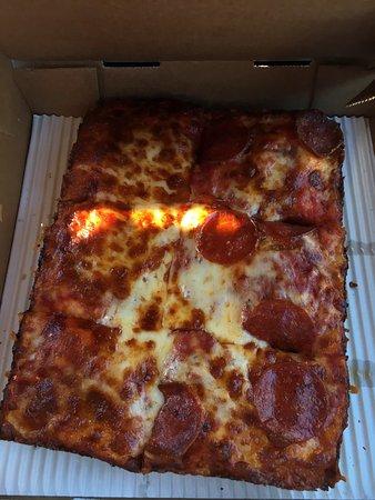 Grandville, MI: Jet's Pizza