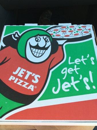 Grandville, MI : Jet's Pizza