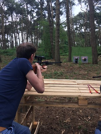 Crossbow shooting - Dorset