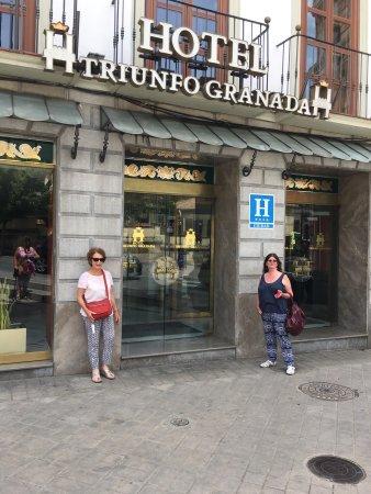 Hotel Triunfo Granada Sur: photo0.jpg