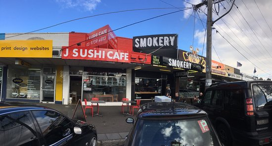 The Yarra Valley Smokery: Smokery at Lilydale
