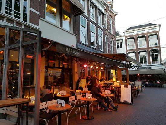 Barlow bar restaurant den haag for Den haag restaurant