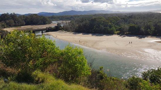 Sawtell, Australia: Boambee Creek Reserve