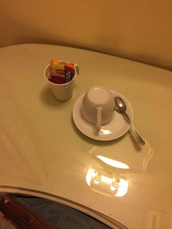 "Hotel San Silvestro: Tea and Coffee ""facilities"""