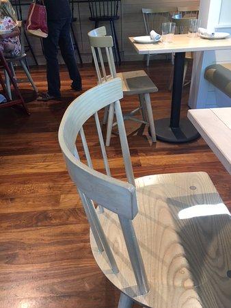 South Dartmouth, MA: nice chairs