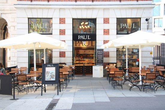 PAUL St. Paul's: Paul St Paul shop