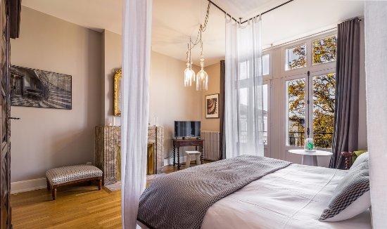 Chambre baroque photo de l 39 autre rives albi tripadvisor for Chambre d autre
