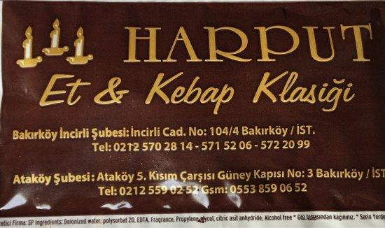 Harput Ocakbaşı - Picture of Harput Ocakbasi, Istanbul