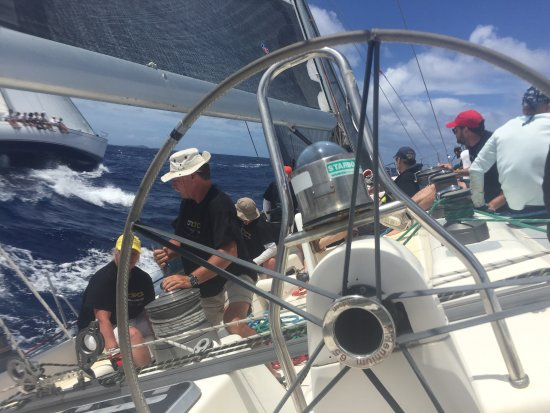 Ondeck Ocean Racing: Spirit of Juno, Ondeck Antigua, ASW 2017