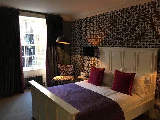 The Rutland Hotel: Großes Schlafzimmer Mit En Suite Bad