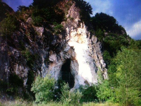 Caneva, Italy: Vecchia cava di estrazione del Marmorino !