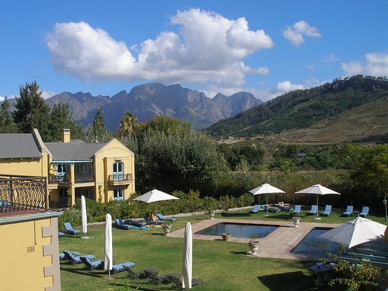Franschhoek Country House & Villas ภาพ