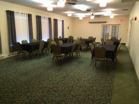 Dieppe, Canadá: Lobby Room