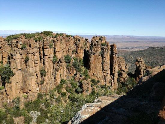 Graaff-Reinet, South Africa: Valley of desolation