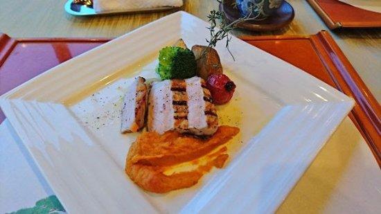 Kyushu Hotel: 美味しく頂きました。