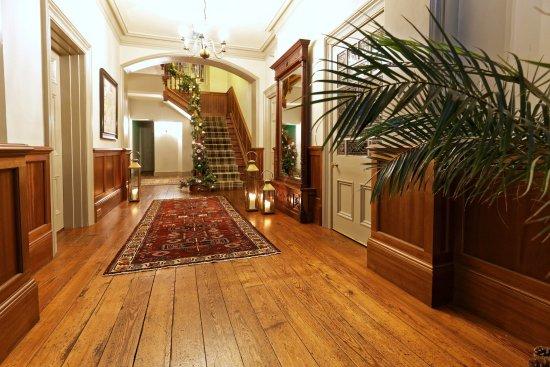 Yeoldon House Hotel: Hallway