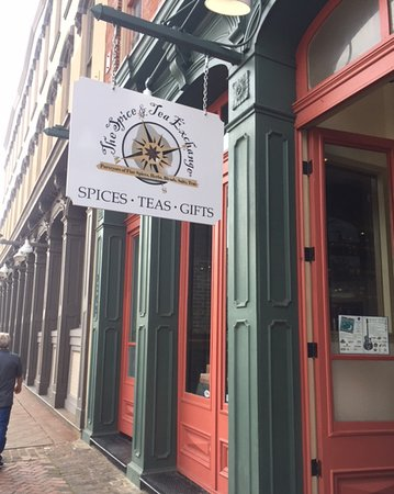 The Spice & Tea Exchange of Galveston