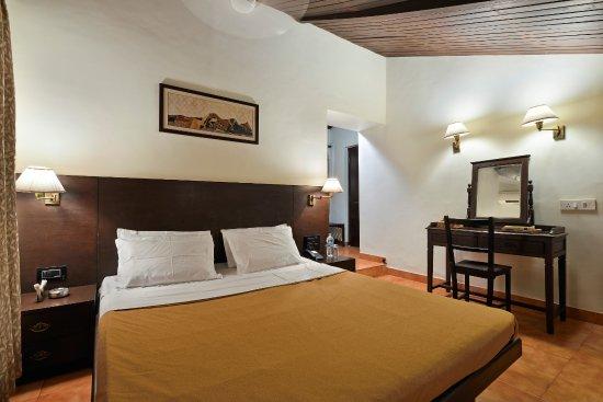 Radha Cottage - Heritage Resort: Deluxe Room