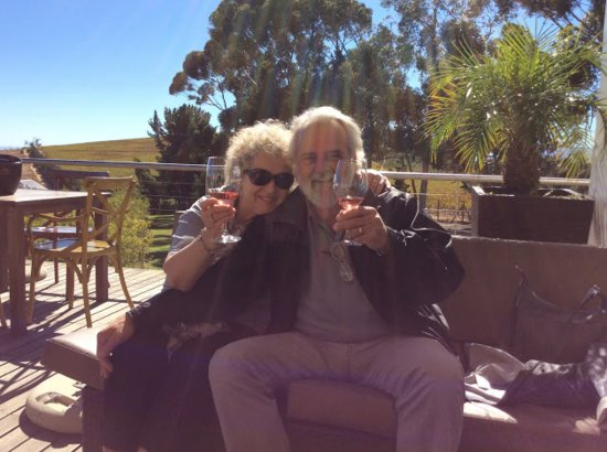 พาร์ล, แอฟริกาใต้: Lovely time wine tasting!!