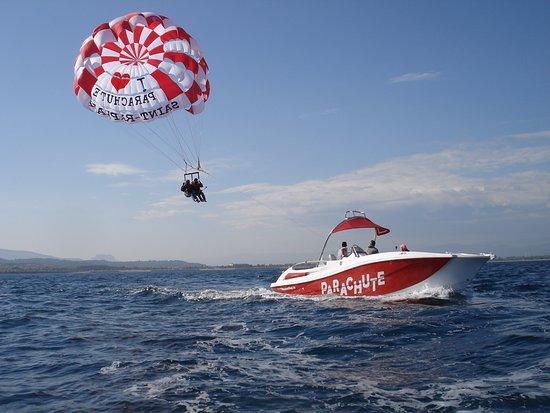 Parachute Saint Raphael
