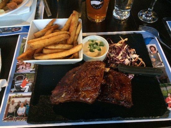 Amos, Canadá: Mmmmmmmmmmmm délicieux.....