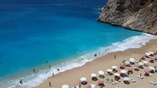 Lycia Sun: Marvellous Kaputas Beach of KALKAN
