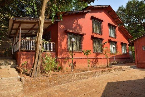 Entrance - Picture of Radha Cottage - Heritage Resort, Matheran - Tripadvisor