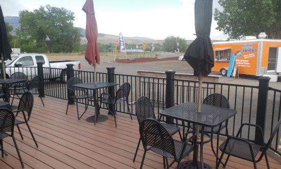 Palisade, CO: Patio