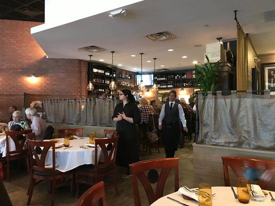 Wixom, Μίσιγκαν: The bar area