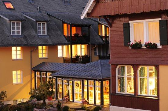 Ferien Residenz Bergfried : Aussenansicht