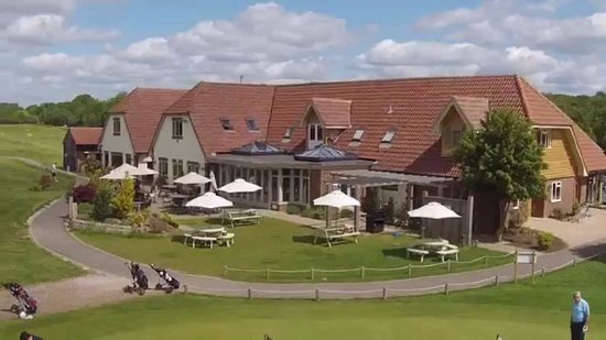 Bentley, UK: Our Club house