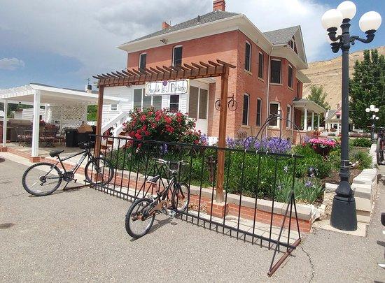 Palisade, Колорадо: Bike parking