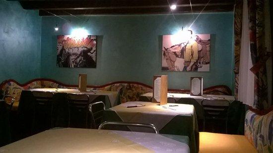 Ristorante pizzeria avalon cafe in vicenza con cucina for Negozio con alloggi al piano di sopra