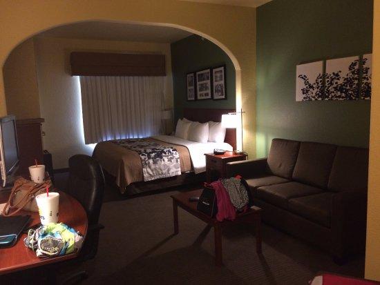 Gonzales, TX: King Suite