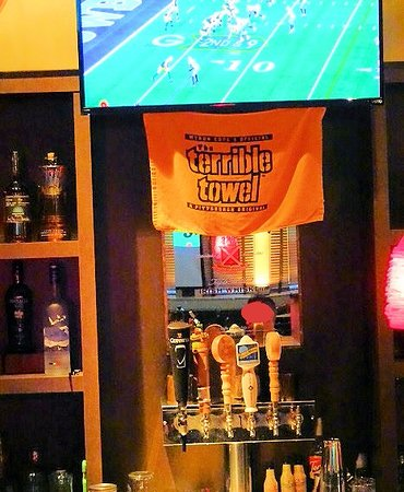 Canton, Джорджия: I also have a Terrible Towel