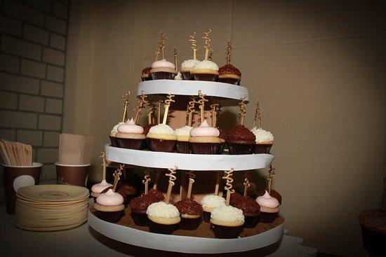 Mini Cupcake Tower Picture of Sprinkles Cupcakes Las Vegas