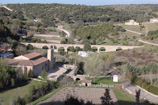 Pedraza, Spain: La Casa del Águila Imperial se localiza en un entorno natural de extraordinaria belleza