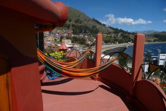 Las Olas: Private balcony for El Cielo